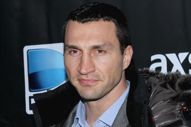Wladimir Klitschko vs. Kubrat Pulev Fight Ordered by IBF USBA