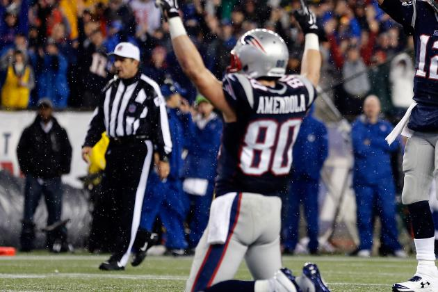 Danny Amendola Healthy, Ready