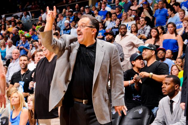 Report: Golden State Warriors Contact Stan Van Gundy for Head Coach Position