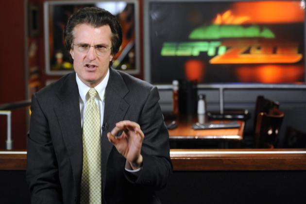 Mel Kiper Jr 2014 Mock Draft: Notable Picks from ESPN Guru's Final Predictions