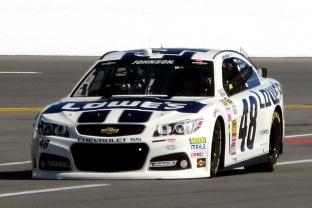 FYI WIRZ: NASCAR's Jimmie Johnson and Other Champions Run Empty in 2014