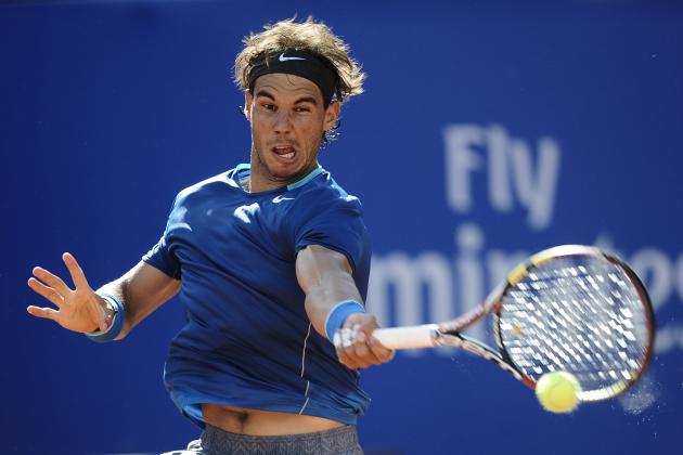 Rafael Nadal vs. Jarkko Nieminen: Score and Recap from Madrid Open 2014