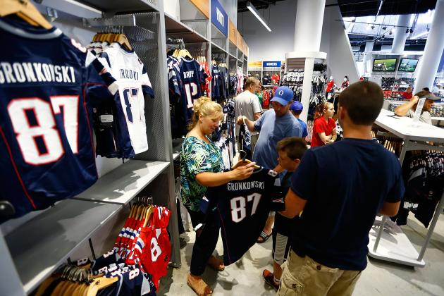 New England Patriots Offer 'Guarantee' for Fans Purchasing New Jerseys