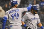 Bautista Not Happy with Olney's Comments About Melky