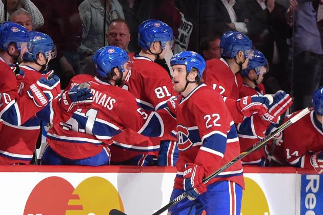 Humble Weise Gets Rock Star Treatment as Habs Lead Bruins
