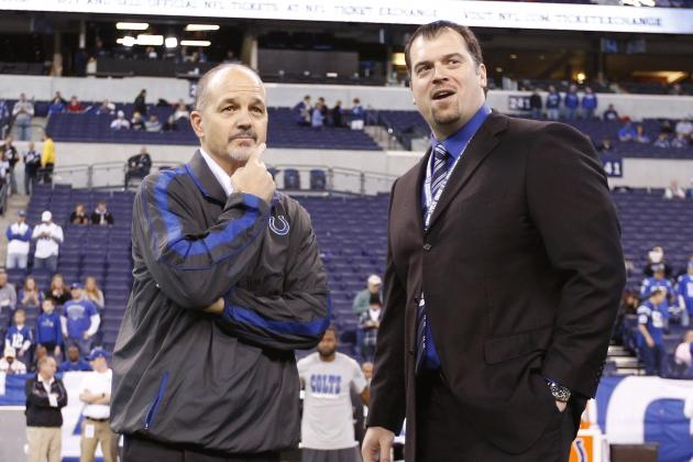 Grigson Thinks Deep in the Draft and Beyond