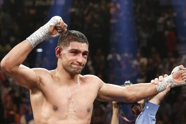 Floyd Mayweather Should Fight Amir Khan After Rematch with Marcos Maidana