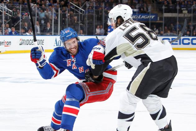 Pens' Letang Back in Control After Hard Year