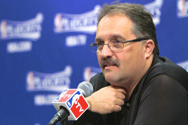 Should Golden State Warriors Go All-in on Stan Van Gundy?