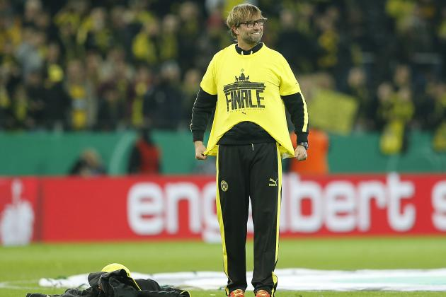 How Borussia Dortmund Will Line Up Against Hertha Berlin