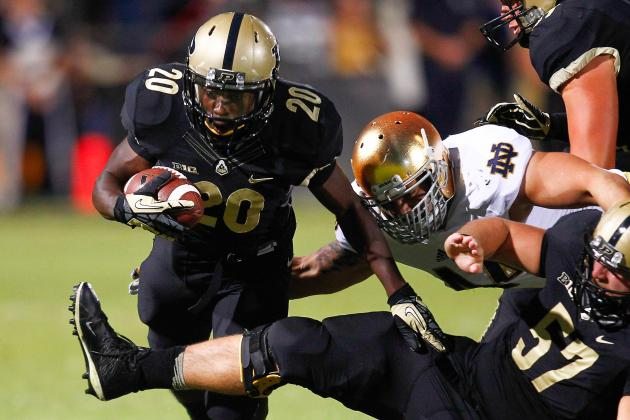 Purdue RB Dalyn Dawkins Transferring to Colorado State