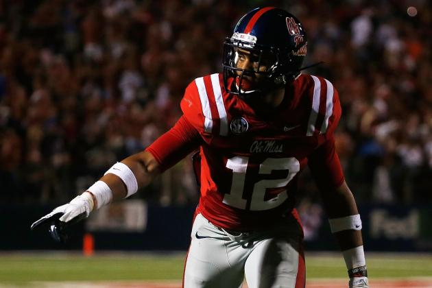 Ole Miss WR Moncrief Has Skills Sought in NFL Draft