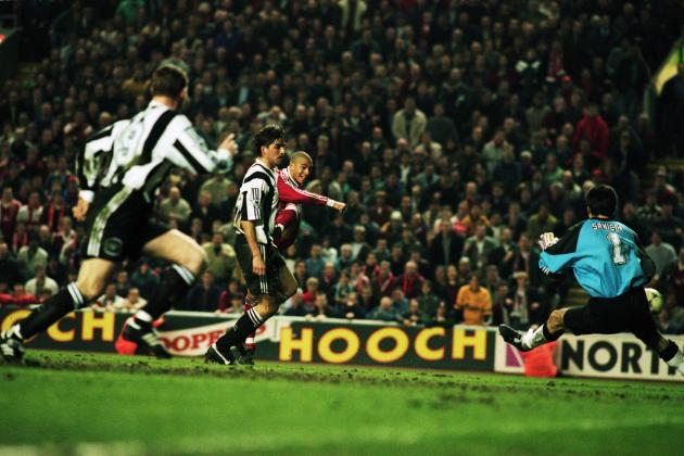 Liverpool vs. Newcastle: Remembering Collymore, Fowler, Keegan and the 4-3 Win