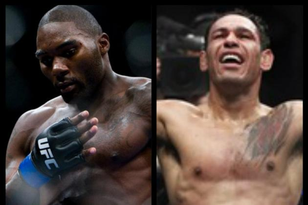 Anthony Johnson vs. Lil Nog Confirmed for UFC on Fox 12 in San Jose