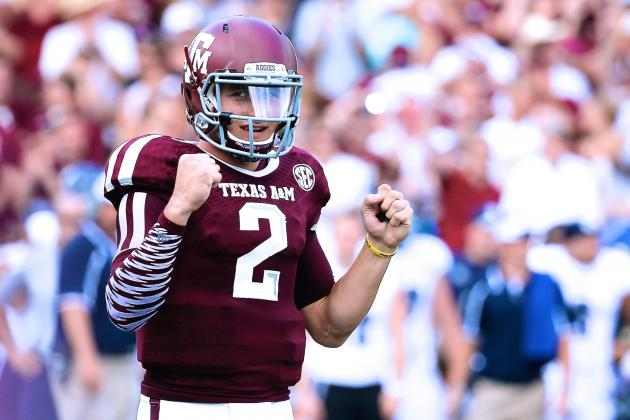 NYG 'Seriously Considering' Manziel?