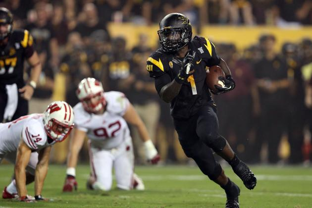 2014 NFL Draft: A Conversation with Arizona State's Marion Grice