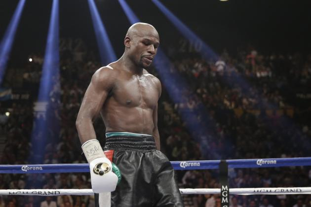 Floyd Mayweather Jr. Must Fight Marcos Maidana Again This Fall