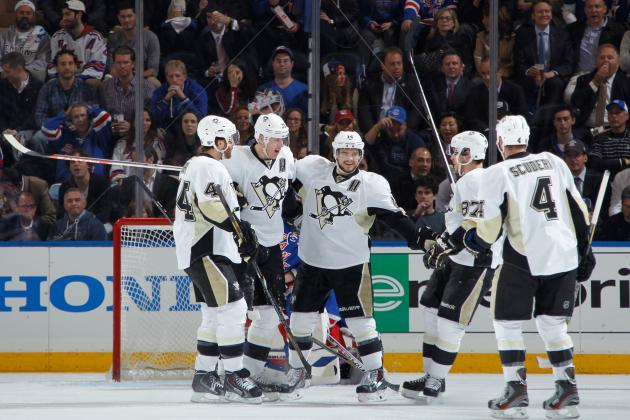 NHL Playoff Schedule 2014: Updated Bracket, TV Info and More for Second Round