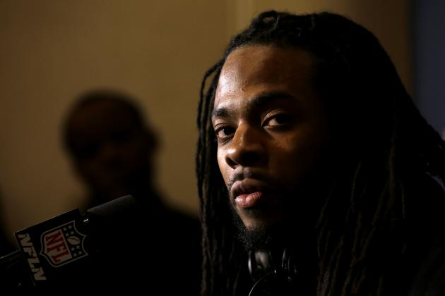 Richard Sherman Claims NFL Wouldn't Have Banned Donald Sterling for Life