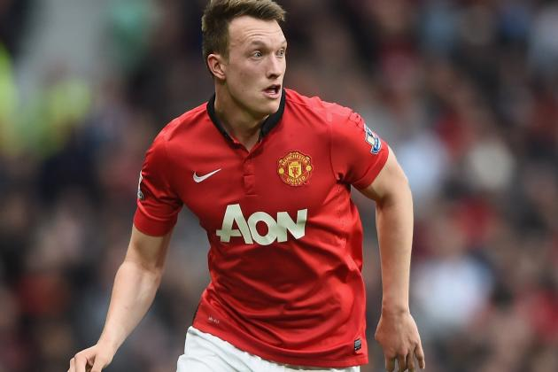 Phil Jones' World Cup Heartache Would Also Be a Blow for Manchester United