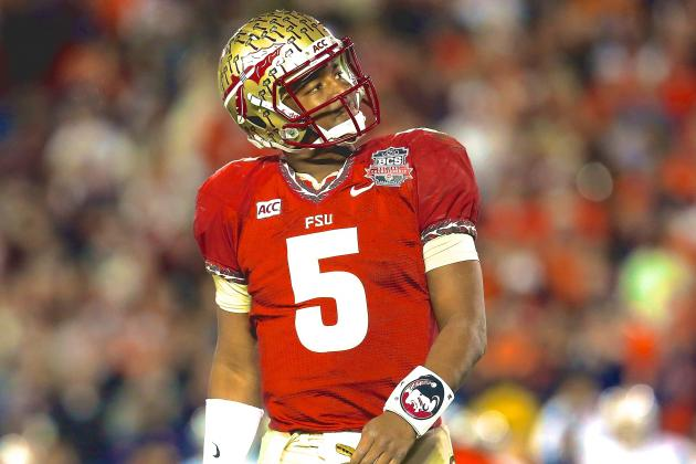NFL Scouts Reportedly Favor Marcus Mariota over Jameis Winston for 2015 Draft