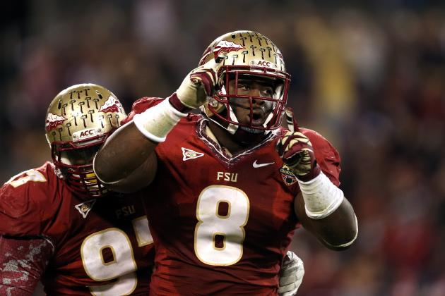 Timmy Jernigan NFL Draft 2014: Highlights, Scouting Report for Ravens DT