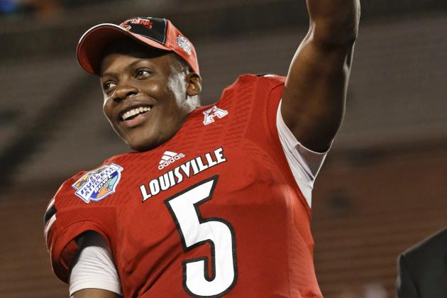 Teddy Bridgewater's Positive Attitude Proves QB's NFL Future Is Bright
