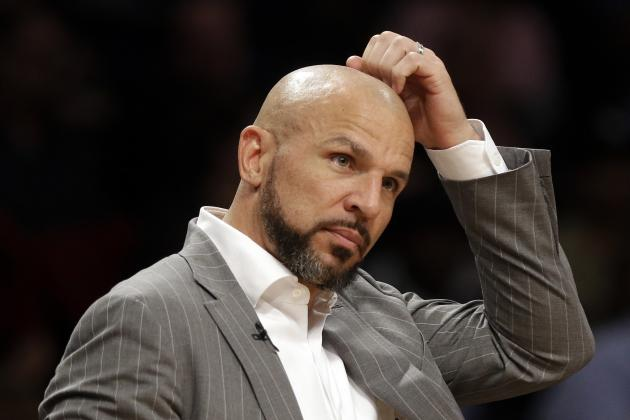 Jason Kidd Must Remain Master of Creative Adjustments for Brooklyn Nets