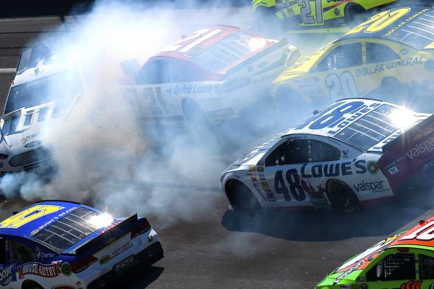 Is Brad Keselowski's Aggressive Driving Hurting His Sprint Cup Title Chances?