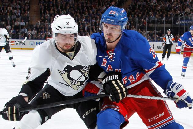 Pens Depth Enough to Beat Tired Rangers