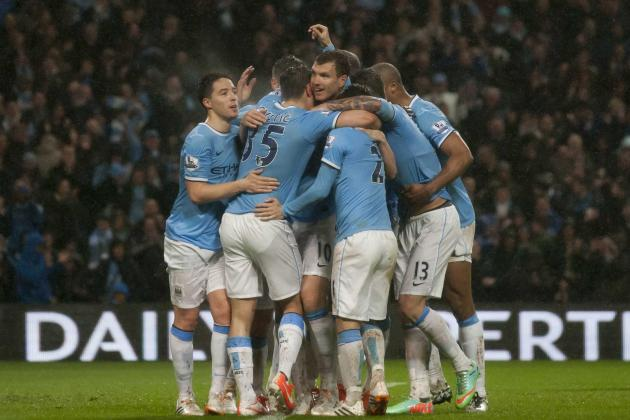 How Manchester City Will Line Up Against West Ham United in EPL Title Decider