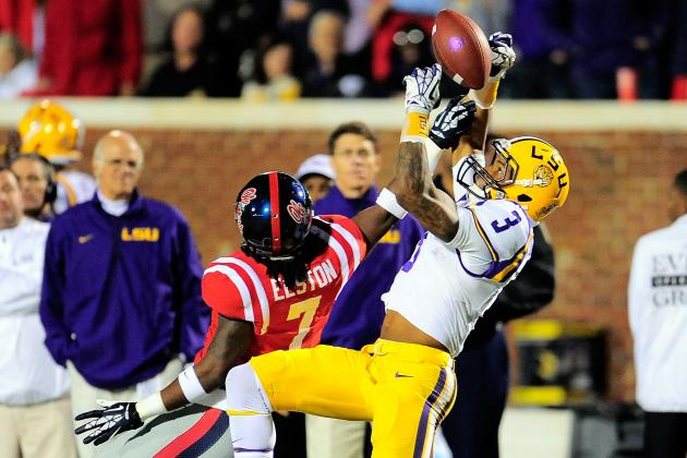 Odell Beckham Jr. NFL Draft 2014: Highlights, Scouting Report for Giants WR