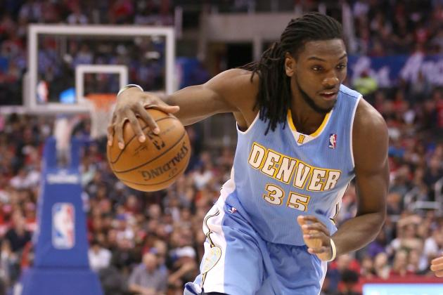 Denver Nuggets Plan to Discuss Contract Extension with Kenneth Faried