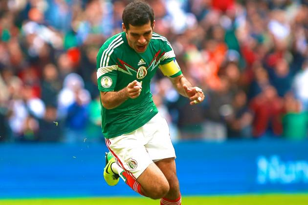 How Important Is Rafael Marquez to Mexico's World Cup Quest