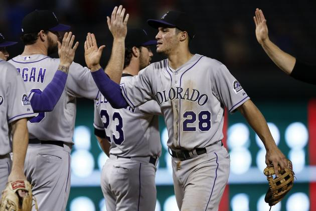 Can Red-Hot Rockies Actually Steal NL West from Dodgers, Giants?