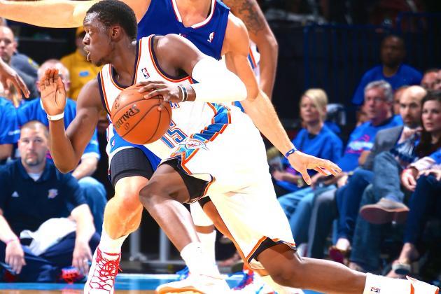 Reggie Jackson Is Key to Oklahoma City Thunder Surviving Los Angeles Clippers