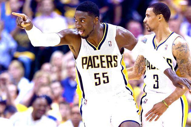 Volatile Indiana Pacers Are Biggest Wild Card in the 2014 Playoffs