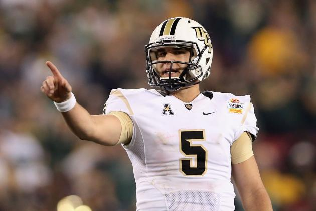 Don't Buy into Draft Rumors Surrounding Dallas Cowboys, Bortles, Manziel