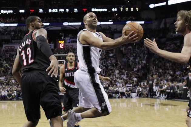 3 Key Themes of the Social Chatter from Trail Blazers' Clash with Spurs