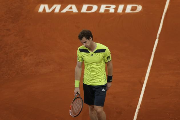 Is There Any Hope for Andy Murray on Clay After Disappointing 2014 Madrid Open?