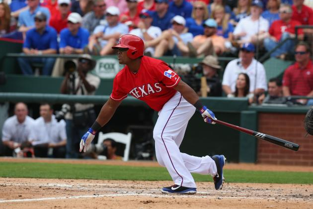 Rangers' Adrian Beltre Becomes 5th Player to Hit 100 Home Runs with 3 Teams
