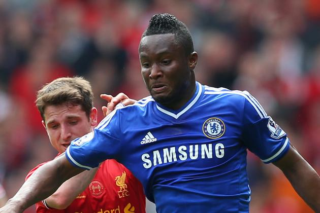 Why John Obi Mikel's Transfer out of Chelsea Is Inevitable