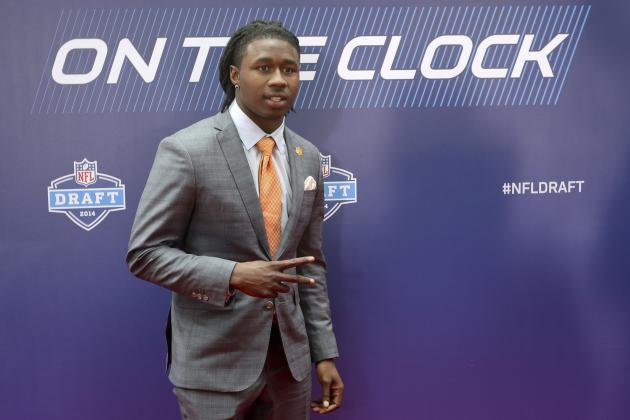 Buffalo Bills Select Sammy Watkins After Trade with Cleveland Browns