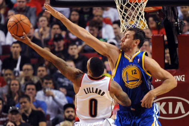 Andrew Bogut Blasts Stephen A. Smith, 'Anonymous Sources' for 'Bogus' Nickname