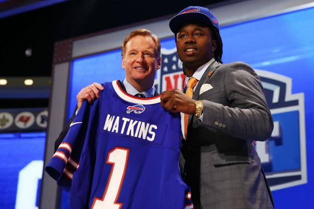 Twitter Reacts as Sammy Watkins Is Selected by Buffalo Bills in 2014 NFL Draft