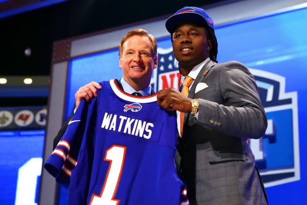 NFL Draft Trades 2014: Tracking Latest Details for Every Deal
