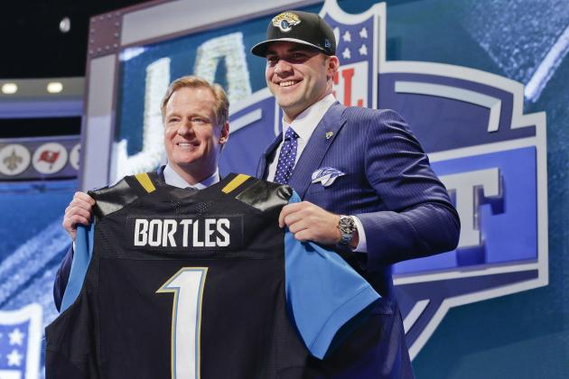 How Blake Bortles Fits with the Jacksonville Jaguars