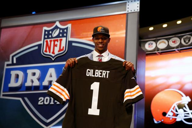 Twitter Reacts as Justin Gilbert Is Selected by Browns in 2014 NFL Draft