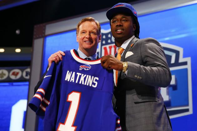 Sammy Watkins' Full Rookie Season Projections with Buffalo Bills