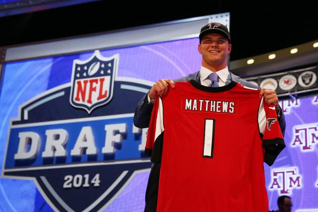 How Jake Matthews Fits with the Atlanta Falcons